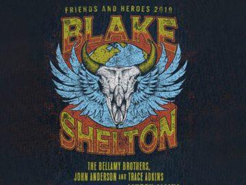 Win Tickets to See Blake Shelton on Tour!