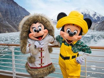 Good Housekeeping Alaskan Disney Magic Sweepstakes