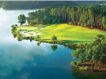 Win a Golfing Trip in Georgia!