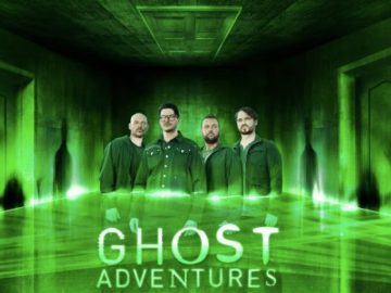 Travel Channel's Ghost Adventure Las Vegas Giveaway