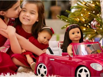 American Girl Accelerate Adventure Sweepstakes
