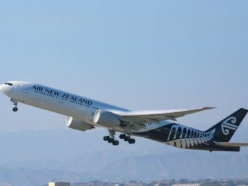 Win Two Air New Zealand Tickets to Auckland!