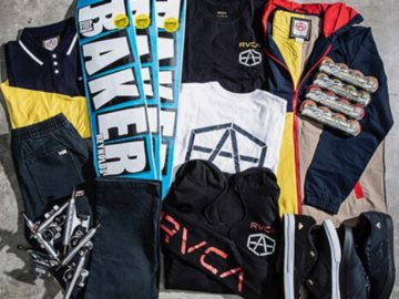 RVCA Holiday Spree Sweepstakes