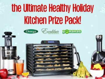 2018 Healthy Holiday Kitchen Sweepstakes