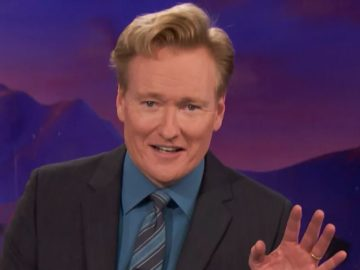 The Conan O'Brien Comedy Tour Sweepstakes