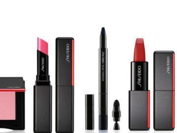 Win A Makeup Set from Shiseido