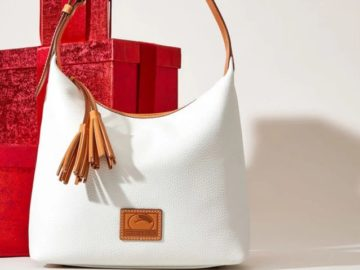 Dooney & Bourke Holiday Gift Guide Handbag Giveaway