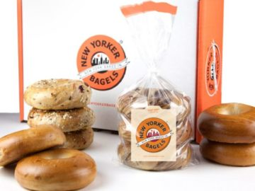 Win Free Bagels for a Year