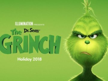 The Grinch Sweepstakes