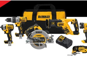 RoadPro Watch & Win Dewalt Tools Sweepstakes
