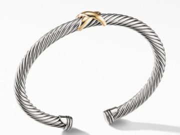 Win a David Yurman X Bracelet