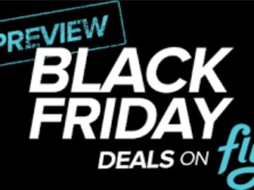 Flipp Black Friday Smart TV Giveaway