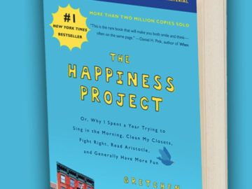 HarperCollins The Happiness Project Sweepstakes