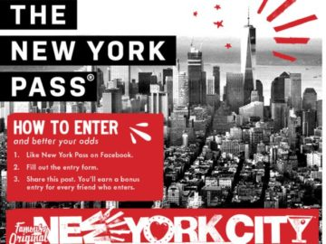 Win the Ultimate NYC Adventure