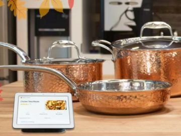 CNET & Chowhound Holiday Cooking Sweepstakes