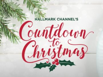 Countdown To Christmas.Hallmark Channel S Countdown To Christmas Pinterest Sweepstakes