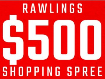 Rawlings Softball Fans Giveaway