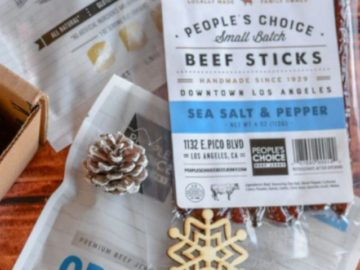 People's Choice Beef Jerky Sweepstakes