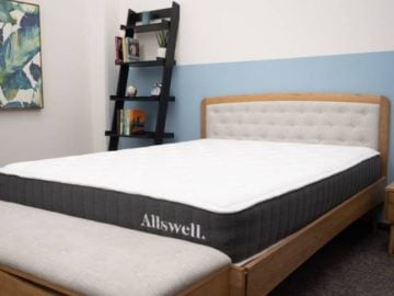 Allswell Home Mattress Giveaway