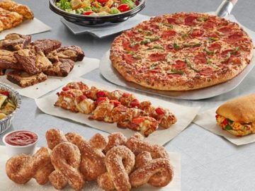 Score Free Pizza From Domino's Quikly