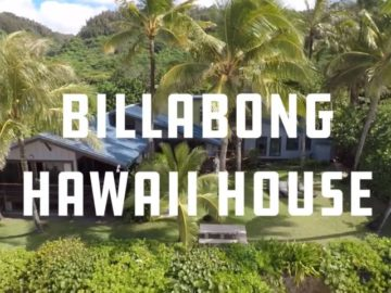 Billabong Hawaii House Sweepstakes