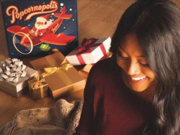 Popcornopolis Ultimate Holiday Sweepstakes
