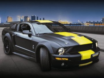 2019 Ford Mustang Sweepstakes