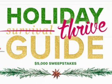 AARP $5,000 Holiday Sweepstakes