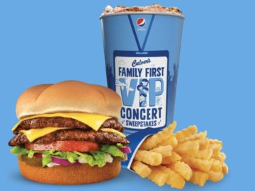 Culver's Instant Win Sweepstakes