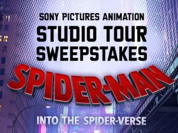 Spider-Man Into the Spider-Verse Sweepstakes (Limited Entry)