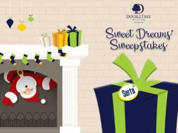 DoubleTree Sweet Dreams Sweepstakes