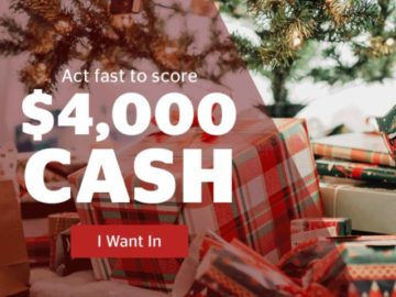 Quicken Loans Happy Holiday Sweepstakes