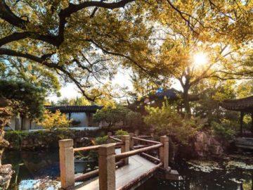Win a Trip to Suzhou China