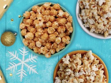 Doc Popcorn 15th Anniversary Sweepstakes