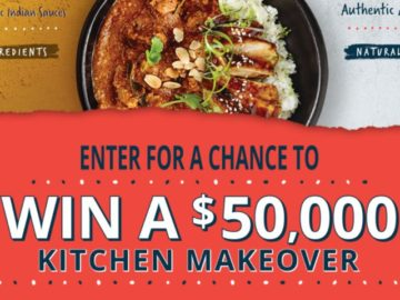 Passage Foods $50,000 Kitchen Makeover Sweepstakes