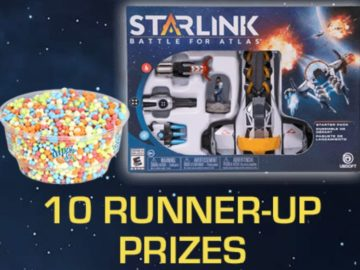 Dippin' Dots Starlink Battle For Atlas Sweepstakes
