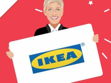 Win a $300 Ikea Gift Card!