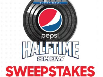 Pepsi Super Bowl LIII Halftime Show Sweepstakes