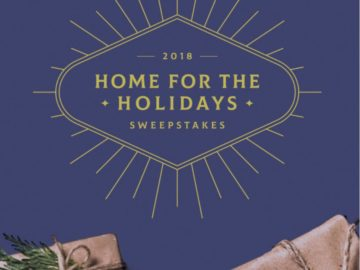 ShopRunner Home for the Holidays Sweepstakes