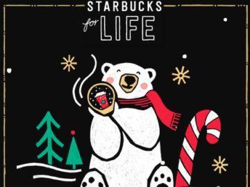 Starbucks for Life: 2018 Holiday Edition