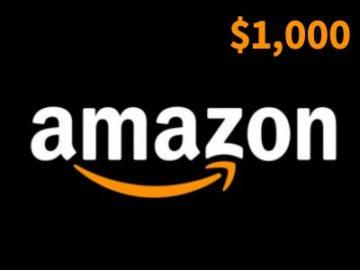 Shopbrain $1,000 Amazon Holiday Sweepstakes