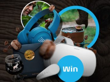 Win a VR Experience Package