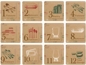 Oneida 12 Deals of December Sweepstakes