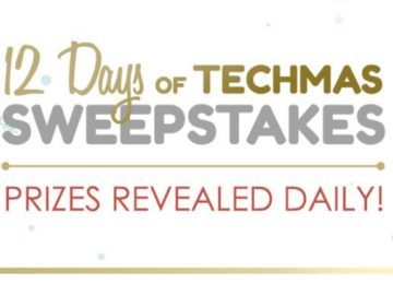 New Egg 12 Days of Tech Holiday Sweepstakes