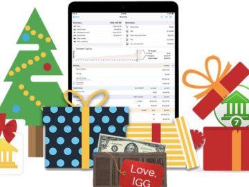 Banktivity Apple iPad Holiday Giveaway