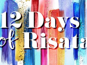 12 Days of Risata Giveaways