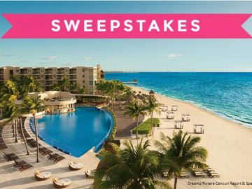 Priceline Trip to Cancun Sweepstakes