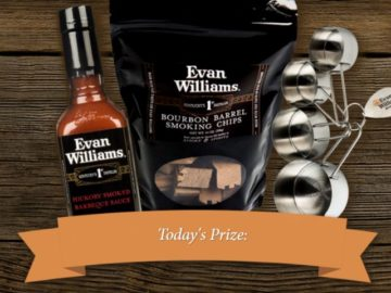 Evan Williams Season of Giving Sweepstakes