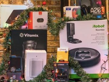 Abt Electronics Holiday Giveaway