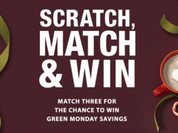 Macy's Green Monday Savings Giveaway